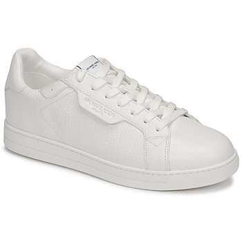 Schuhe Herren Sneaker Low MICHAEL Michael Kors KEATING Weiss