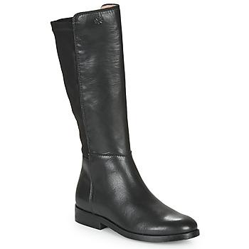 Schuhe Mädchen Klassische Stiefel Acebo's 9864-NEGRO-T Schwarz
