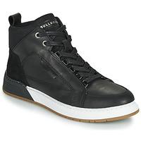 Schuhe Jungen Sneaker High Bullboxer AOF500E6L-BLCK Schwarz