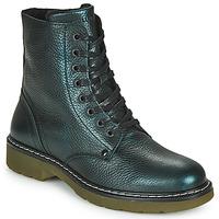 Schuhe Mädchen Boots Bullboxer AOL501E6LGPETR Grün