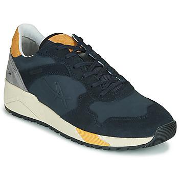 Schuhe Herren Sneaker Low Allrounder by Mephisto SPLIFF Schwarz