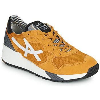 Schuhe Damen Sneaker Low Allrounder by Mephisto VITESSE Gelb