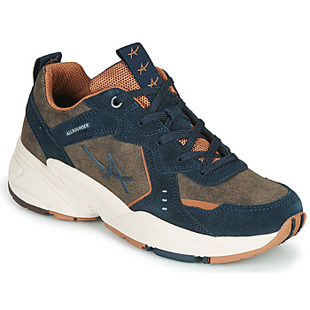 Schuhe Damen Sneaker Low Allrounder by Mephisto DEVINA Kaki / Marine