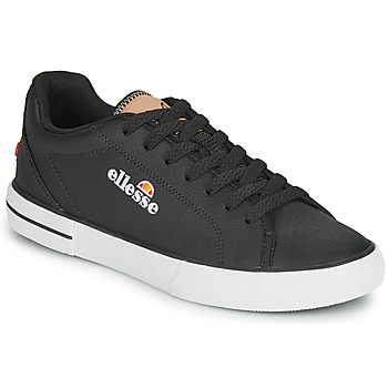 Schuhe Damen Sneaker Low Ellesse TAGGIA LTHR Schwarz