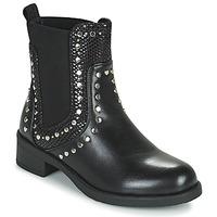 Schuhe Damen Boots Les Petites Bombes ALONA Schwarz