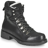 Schuhe Damen Boots Les Petites Bombes ALANNA Schwarz