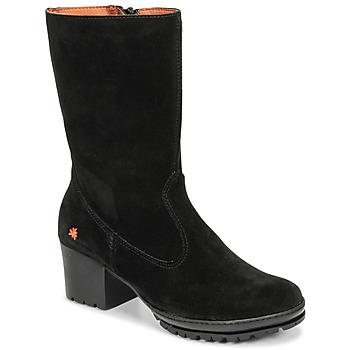 Schuhe Damen Klassische Stiefel Art CAMDEN Schwarz