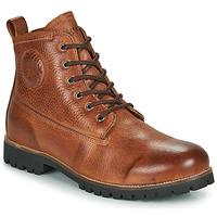 Schuhe Herren Boots Blackstone OM60 Braun