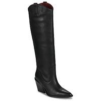 Schuhe Damen Klassische Stiefel Bronx NEW KOLE Schwarz