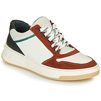 Schuhe Damen Sneaker Low Bronx Old Cosmo Weiss