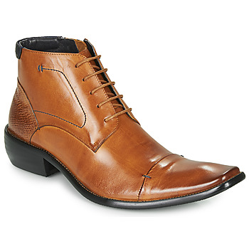 Schuhe Herren Boots Kdopa KYRIAKOS Camel