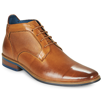 Schuhe Herren Boots Kdopa BRINO Camel