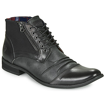 Schuhe Herren Boots Kdopa TOM Schwarz