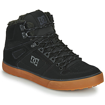 Schuhe Herren Sneaker High DC Shoes PURE HT WC WNT M Schwarz