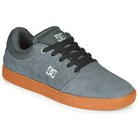 Schuhe Herren Sneaker Low DC Shoes CRISIS Grau