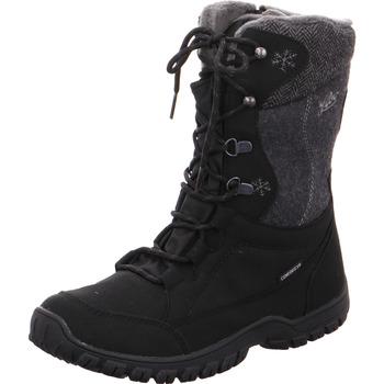 Schuhe Damen Stiefel Lico MAIKE schwarzgrau
