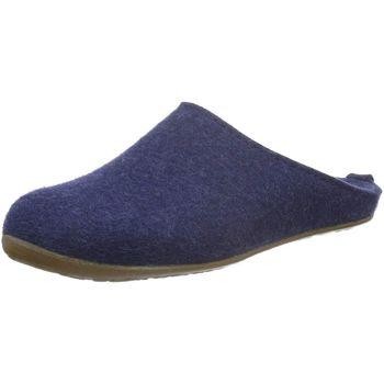 Schuhe Herren Stiefel Haflinger Everest Fundus blau