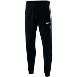 Kleidung Herren Jogginghosen Jako Polyesterhose Competition 2.0 Schwarz