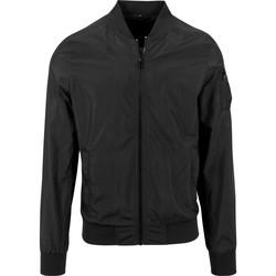 Kleidung Jacken Build Your Brand BY045 Schwarz