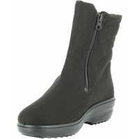 Schuhe Damen Stiefel Florett Stiefelette Winter bequem schwarz