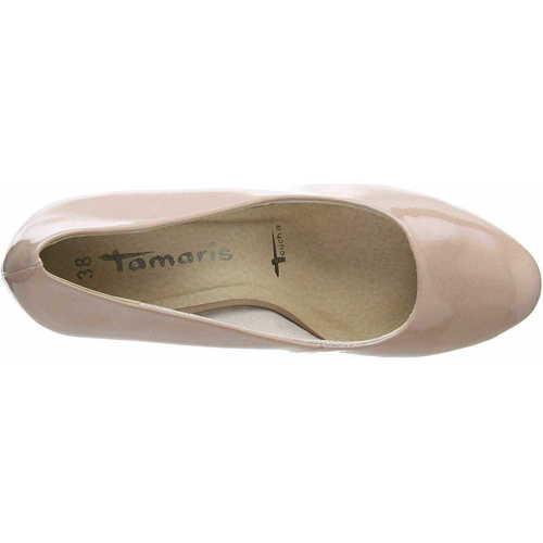 Da.-Pumps  Tamaris  pumps  damen  oldrosepat (560)