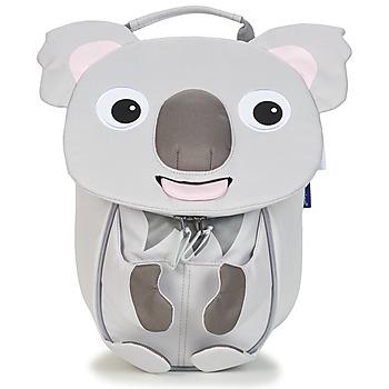 Taschen Kinder Rucksäcke Affenzahn KARLA KOALA Grau