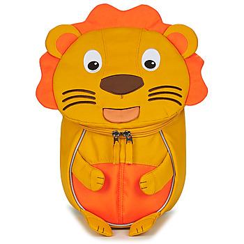 Taschen Kinder Rucksäcke Affenzahn LENA LION Orange