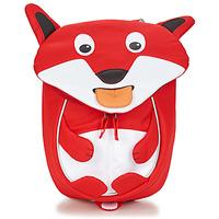 Taschen Kinder Rucksäcke Affenzahn FRIDA FOX Orange