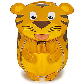 Taschen Kinder Rucksäcke Affenzahn TIMMY TIGER Gelb