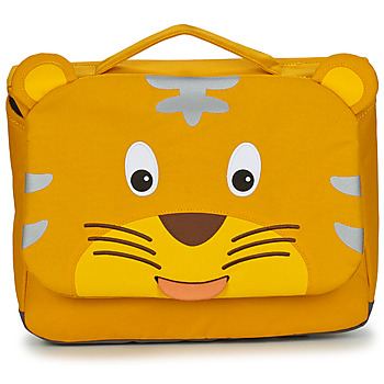 Taschen Kinder Schultasche Affenzahn TIMMY TIGER Gelb