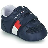 Schuhe Kinder Sneaker Low Tommy Hilfiger T0B4-30191 Blau