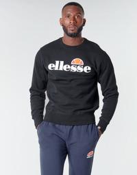 Kleidung Herren Sweatshirts Ellesse SL SUCCISO Schwarz