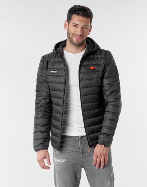 Kleidung Herren Daunenjacken Ellesse LOMBARDY Schwarz