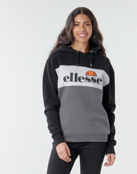 Kleidung Damen Sweatshirts Ellesse LASSANDRA Schwarz