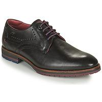 Schuhe Herren Derby-Schuhe Fluchos CICLOPE Schwarz