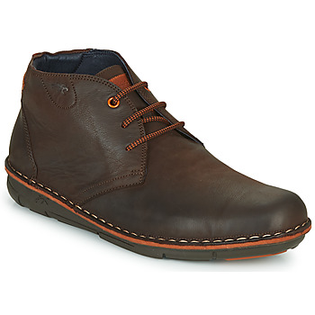 Schuhe Herren Boots Fluchos ALFA Braun