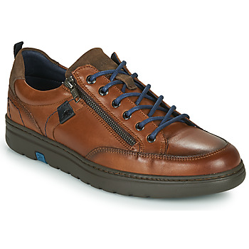 Schuhe Herren Sneaker Low Fluchos ATLASS Braun