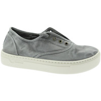 Schuhe Damen Tennisschuhe Natural World NAW6112E623gr grigio