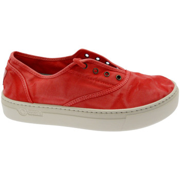 Schuhe Damen Sneaker Low Natural World NAW6112E652ro rosso