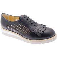 Schuhe Damen Sneaker Low Donna Soft DOSODS0756Gbl blu