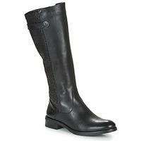 Schuhe Damen Klassische Stiefel Dorking TIERRA Schwarz