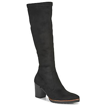 Schuhe Damen Klassische Stiefel Dorking THAIS Schwarz