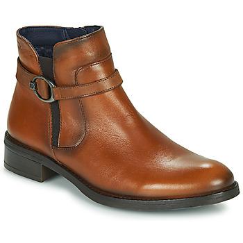 Schuhe Damen Boots Dorking TIERRA Braun