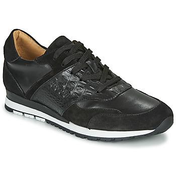 Schuhe Herren Sneaker Low Brett & Sons SUZI Schwarz