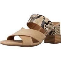 Schuhe Damen Sandalen / Sandaletten Alpe 4683 Brown