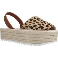 Schuhe Damen Sandalen / Sandaletten Ria 21940 S2 Mehrfarbig