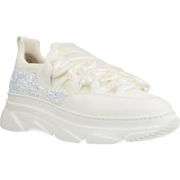 Schuhe Damen Sneaker Low 181 KYOGA Weiß