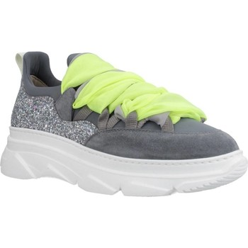 Schuhe Damen Sneaker Low 181 KYOGA Grau