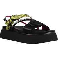 Schuhe Damen Sandalen / Sandaletten 181 ORIGANO Schwarz