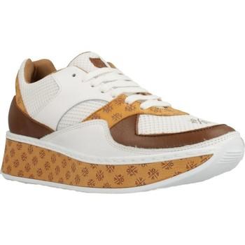 Schuhe Damen Sneaker Low Menorquinas Popa SAJAMA Weiß